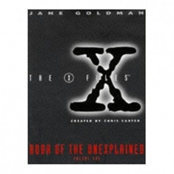 THE X FILES BOOK OF THE...