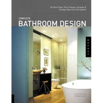 Complete Bathroom Design:...