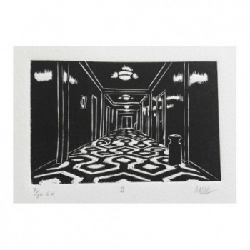 The Shining (A 4 SIZE)...