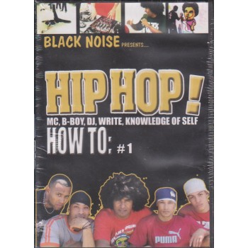 Black Noise presents Hip...