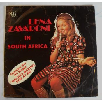 Lena Zavaroni in South Africa