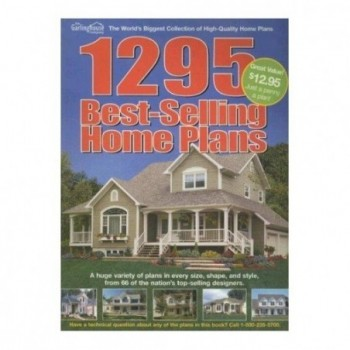 1295 Best-Selling Home Plans