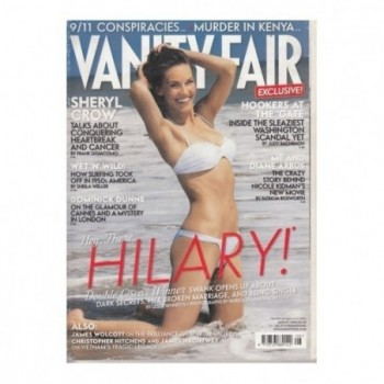 Vanity Fair  No 552 Aug 2006