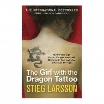 The girl with the dragon...