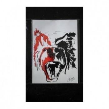 Wolf - Art Piece