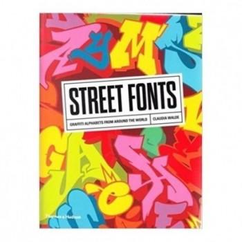 Street Fonts - Graffiti...