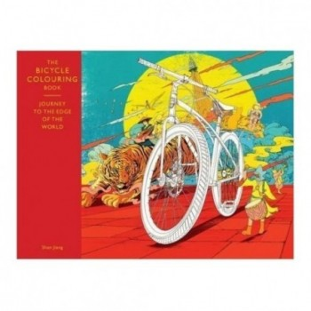 The Bicycle Colouring Book:...