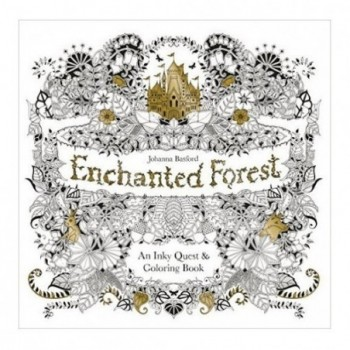 Enchanted Forest: An Inky...