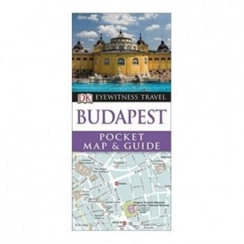 Budapest pocket map & guide