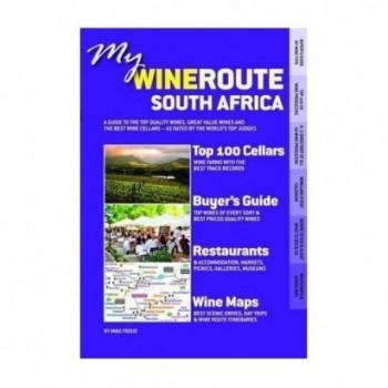 My wine route South Africa