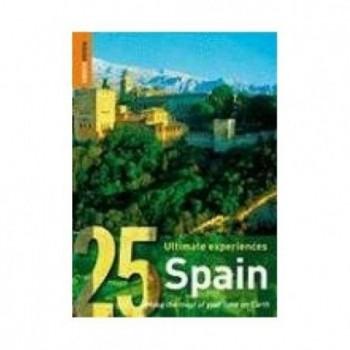 Spain 25 Ultimate experiences