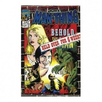 Man Thing - No. 167