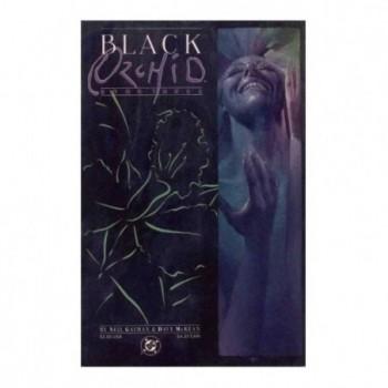 Black Orchid Book Three