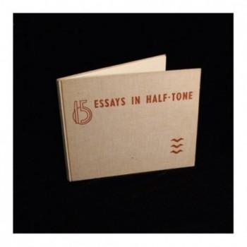15 Essays in Half-Tone