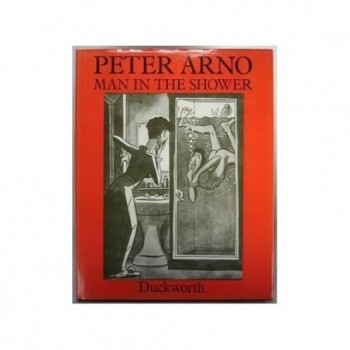 Peter Arno's Man In The Shower