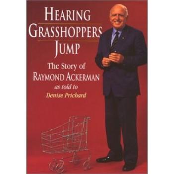Hearing grasshoppers jump:...