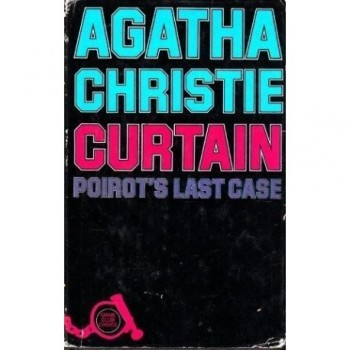 Curtain Poirot's Last Case