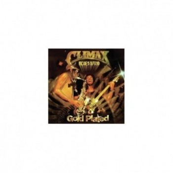 Climax Blue Band Gold Plated