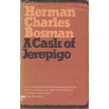 A Cask of Jerepigo