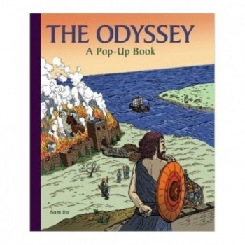 The Odyssey A Pop-Up Book
