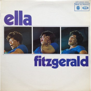 Ella Fitzgerald with Lou...