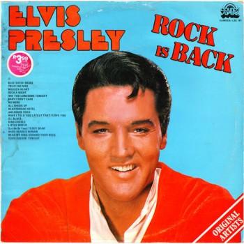 Elvis Presley - Rock is Back