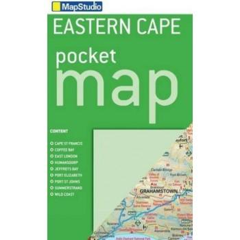 Eastern Cape Pocket Map