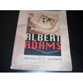 Albert Adams : Journey on a...
