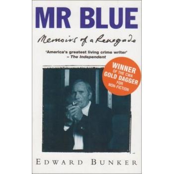 Mr. Blue : Memoirs of a...
