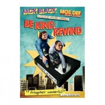 Be Kind Rewind Dvd
