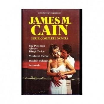 James M. Cain Four Complete...