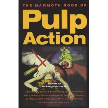 The Mammoth Book of Pulp...