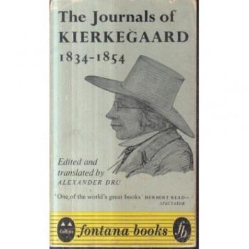 The Journals of Kierkegaard...
