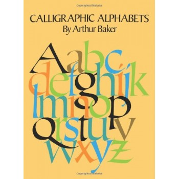 Calligraphic Alphabets