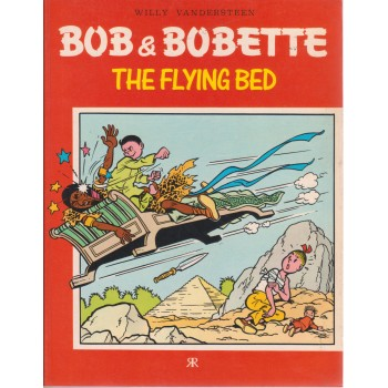 Bob and Bobette: Flying Bed